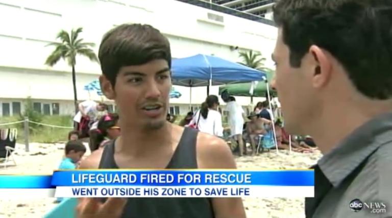 <p>Tomas Lopez talks to ABC News.</p>
