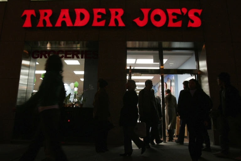 <p>Trader Joe's has removed their Valencia Creamy Salted Peanut Butter from store shelves after the product was linked with an outbreak of Salmonella.</p>