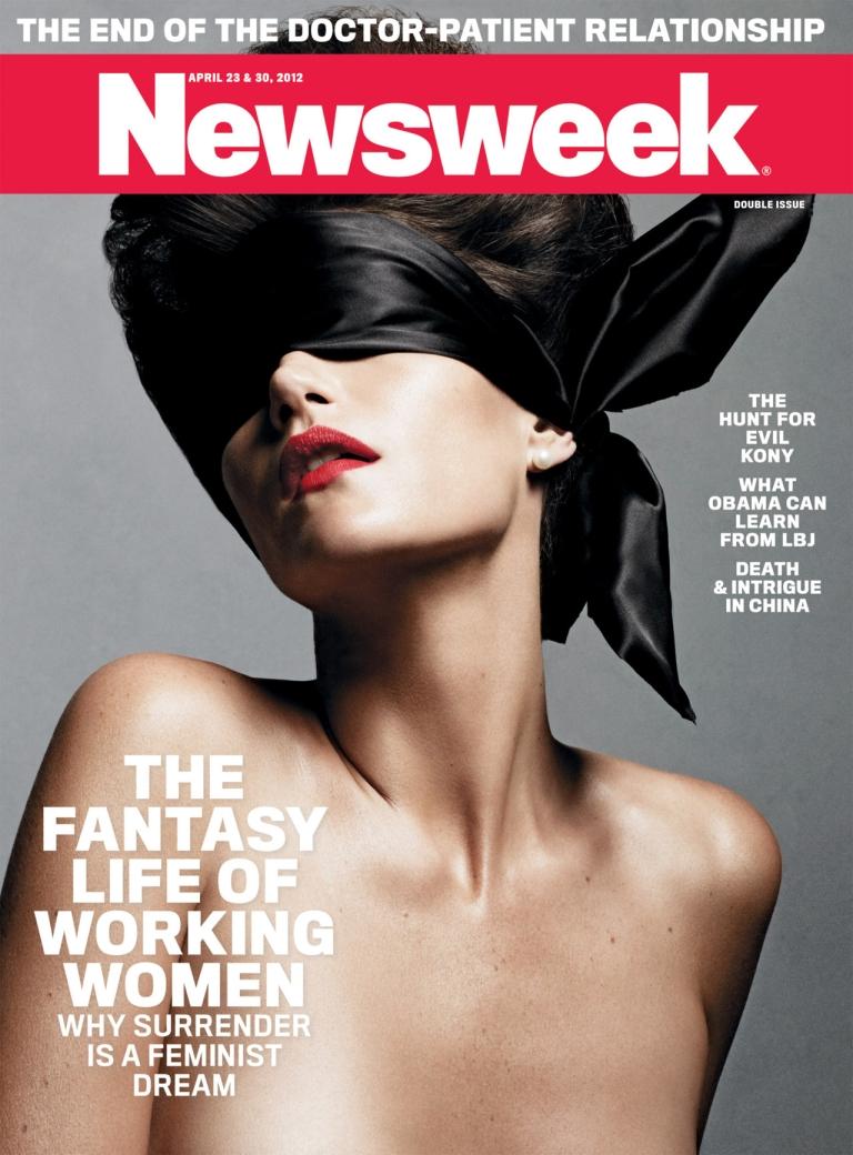 <p>Newsweek cover article