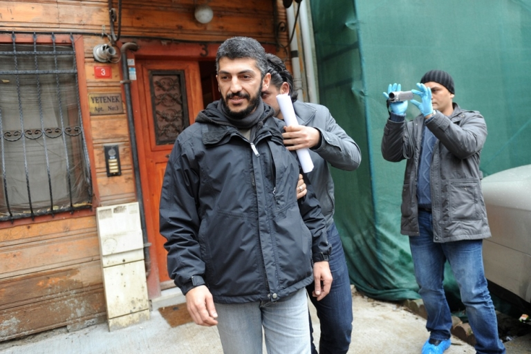 <p>An AFP photographer swept up in the last round of raids, in December.</p>