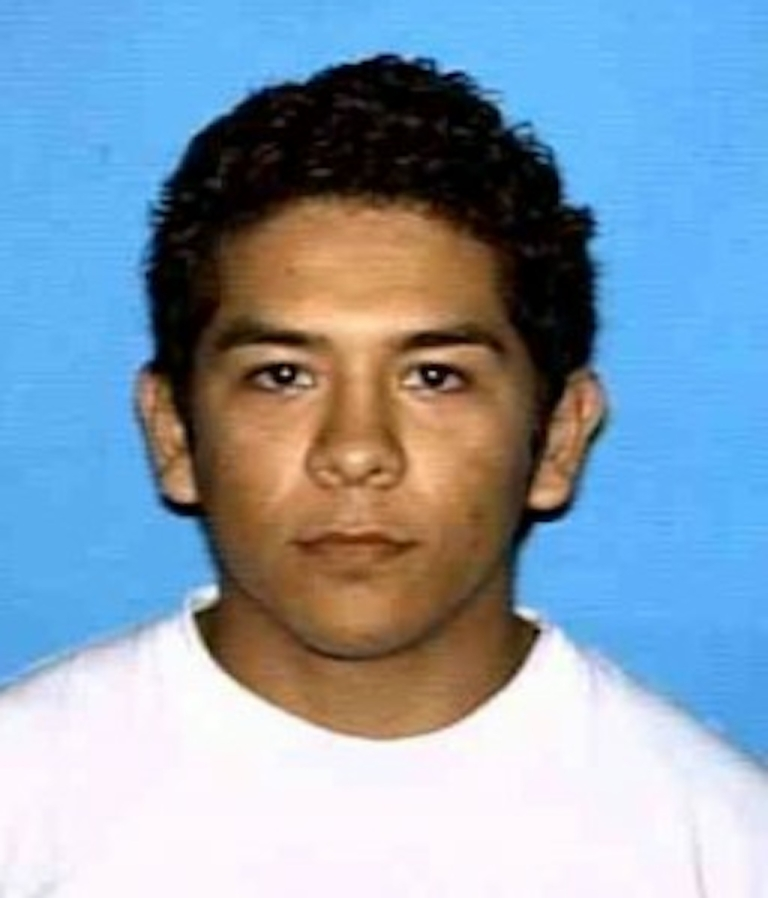 <p>A photo of Uriel Landeros released by Crime Stoppers.</p>