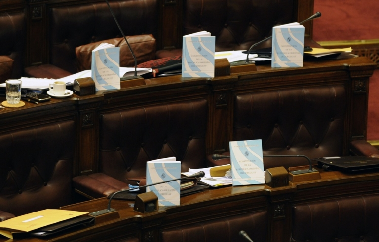 <p>Uruguay's Congress debated whether to overturn the amnesty law for over 12 hours.</p>