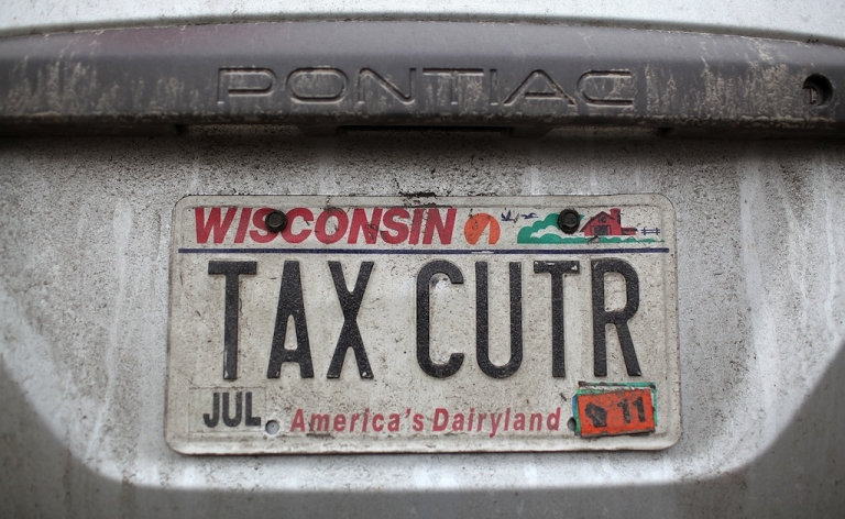 <p>The approval process for vanity license plates can be inconsistent.</p>