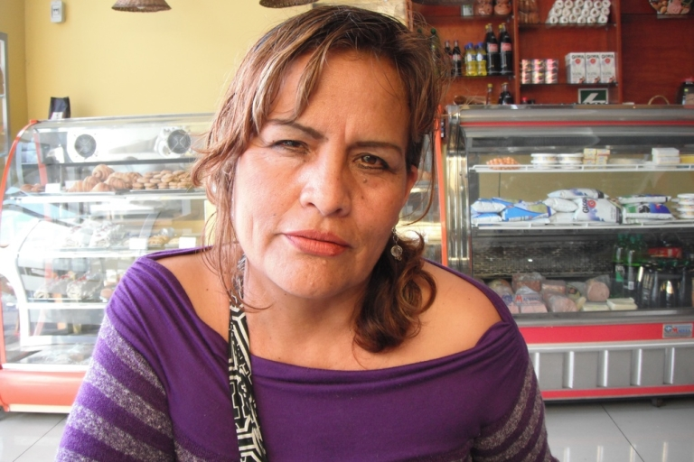 <p>Victoria Vigo said doctors sterilized her without her knowledge. Human-rights groups say Vigo was one of many victims of a government plan to keep poor women from having too many children.</p>