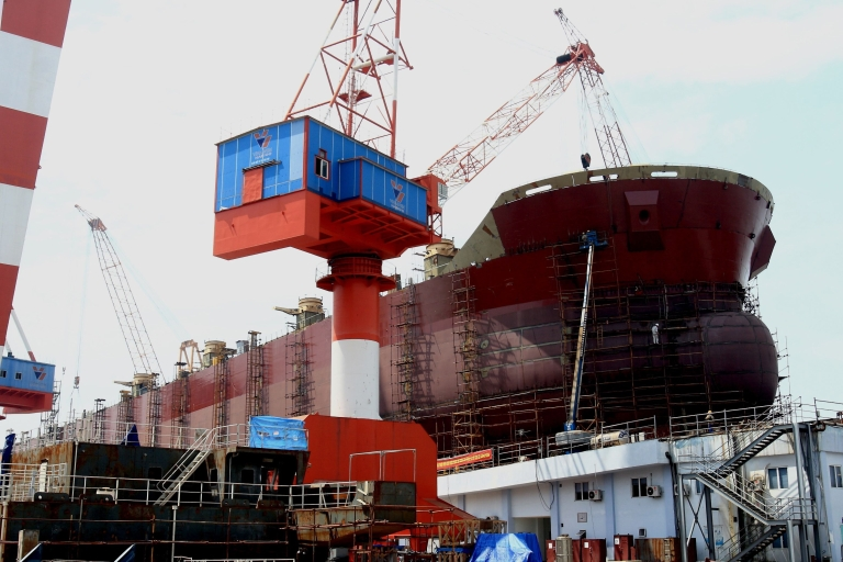 <p>In a bid to create state-owned national champions, Vietnam's communist leadership established Vinashin in 1996, intending it to become on the world's top shipbuilders.</p>