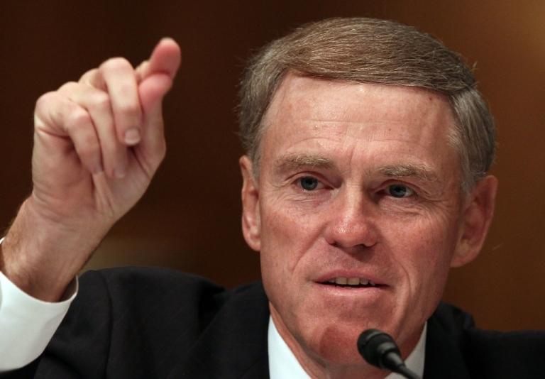 <p>Kerry Killinger, former Washington Mutual Bank chief executive testifies before Congress. Will he do the perp walk?</p>