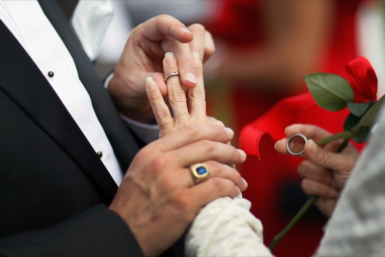 <p>A Belgian man wants his marriage annulled after discovering his wife of 19 years is really a man.</p>