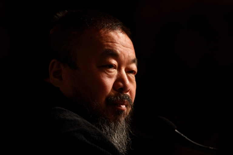 <p>Ai Weiwei, one of China's most controversial artists, says he was shocked to learn about the NSA surveillance program.</p>