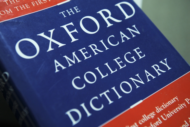 <p>One of Oxford's definition of