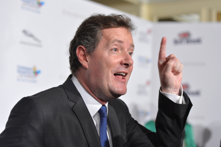 <p>The White House has responded to calls to have CNN's Piers Morgan deported after remarks he made about gun control.</p>