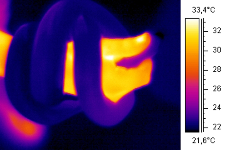 <p>Scientists have found a way to cloak heat given off by objects and bodies.</p>