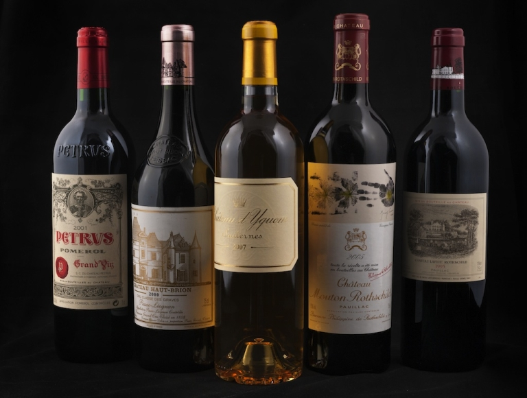 <p>10,000 assumed fakes of the world's most expensive red wine were uncovered in an abandoned house in China.</p>