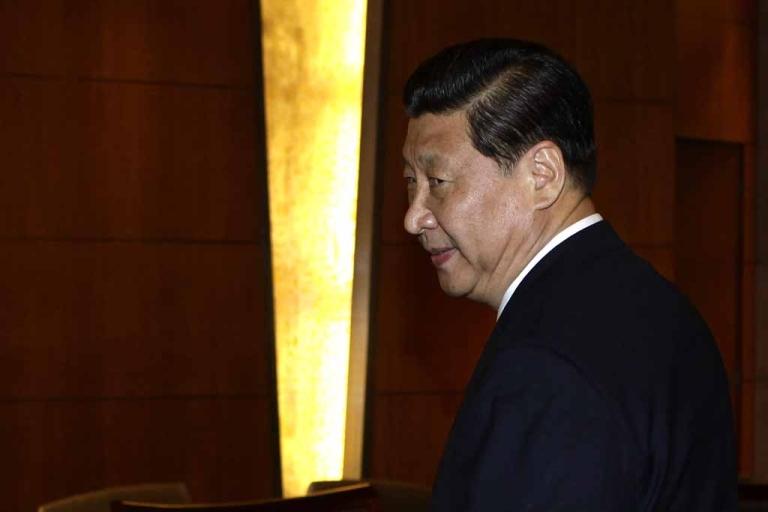 <p>China's Vice President Xi Jinping.</p>