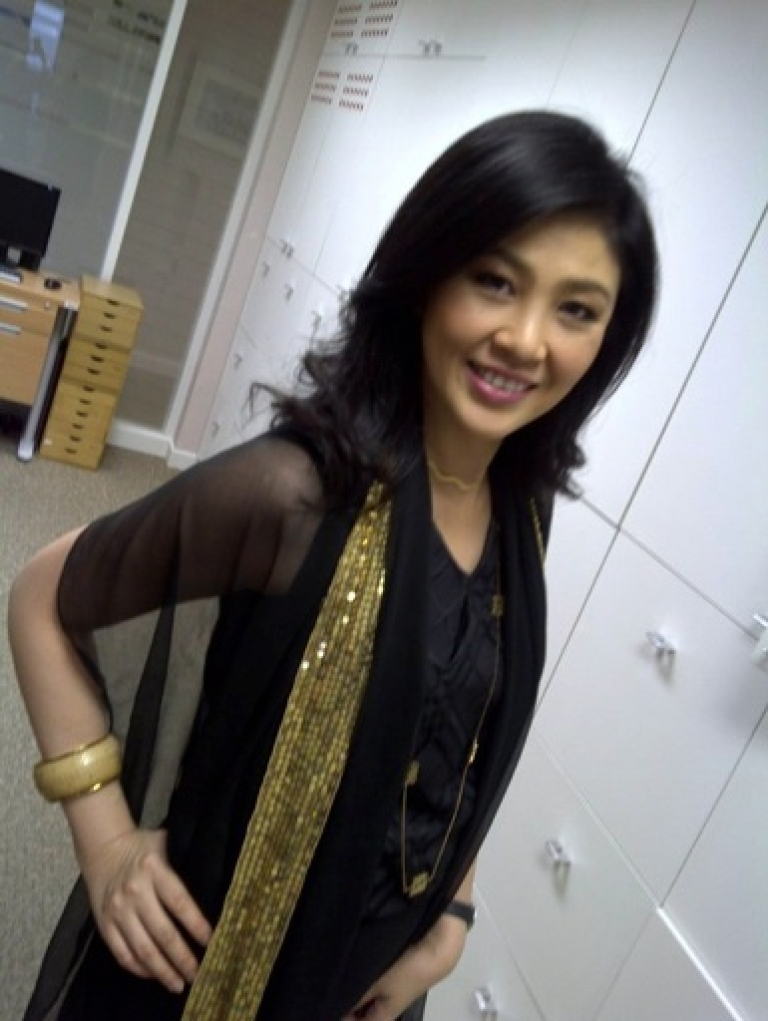 <p>The Facebook profile photo of Yingluck Shinawatra, selected by Thailand's opposition party to challenge the current ruling party in July elections. A former managing director of large telecom and property companies, she is also famously the sister of Thaksin Shinawatra, a former premier ousted by the military in 2006.</p>