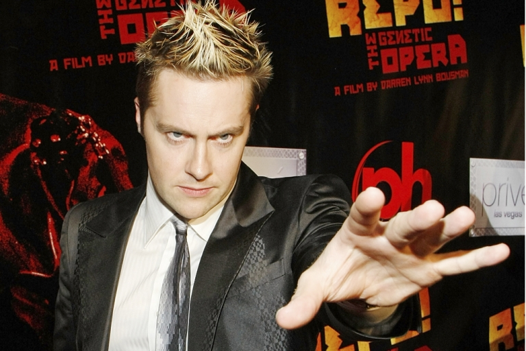 <p>Magician/hypnotist Keith Barry arrives at a special screening of the Lionsgate film,