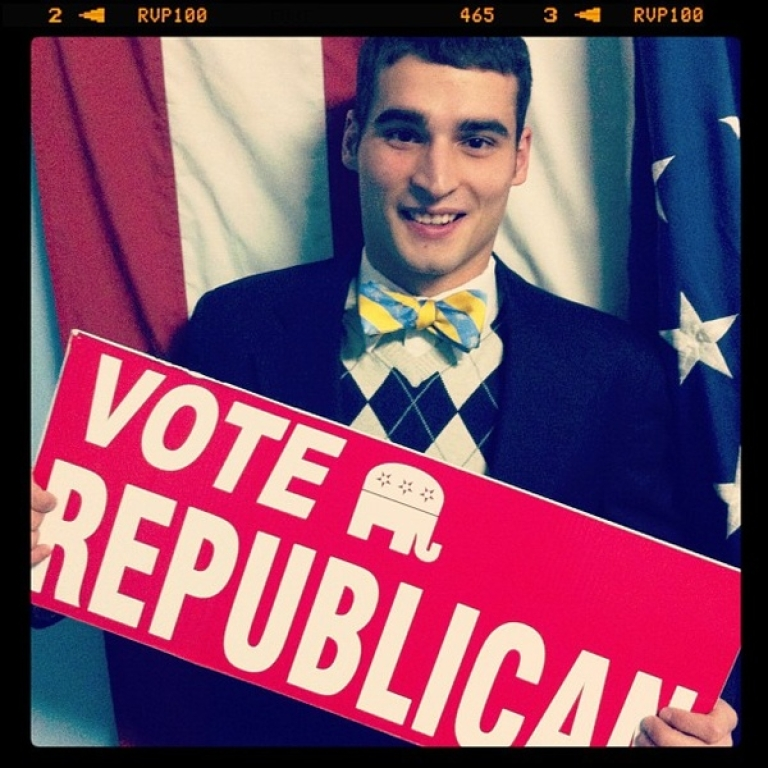 <p>Republicans can be young too. Check out a few of our favorite young people of the #RNC.</p>