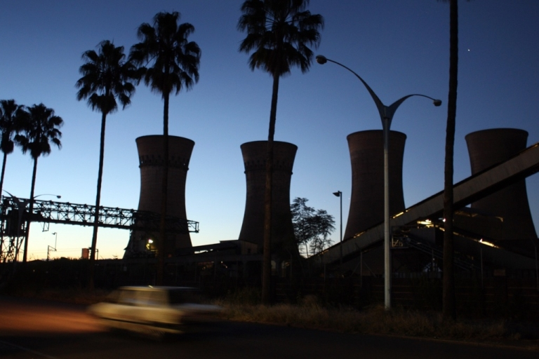 <p>The power station in Bulawayo, Zimbabwe. Police freed BBC classical music presenter Petroc Trelawny after holding him for four days for allegedly working without a permit. Trelawny had been acting as an emcee at a music festival. Police dropped all charges.</p>