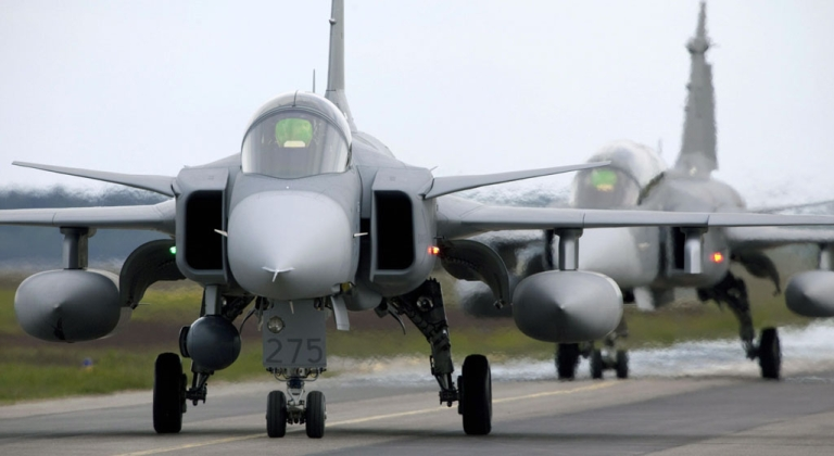 <p>Reports in South Africa say that investigators may reopen a corruption case against President Jacob Zuma over the purchase of Gripen fighter jets in the 1990s.</p>