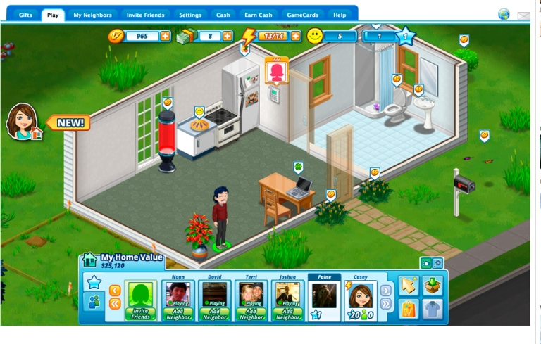 <p>Electronic Arts claims that popular Facebook game maker Zynga plagiarized