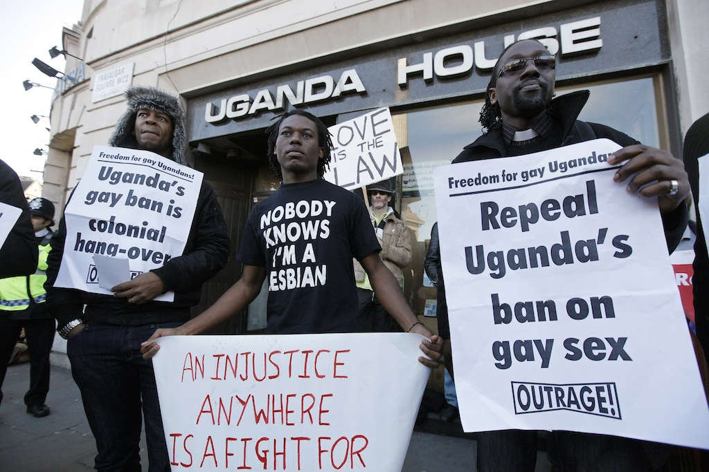 Uganda and gay rights