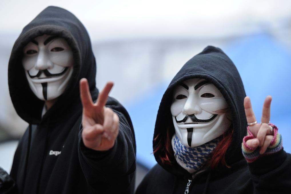 Картинки, крутые картинки людей в масках